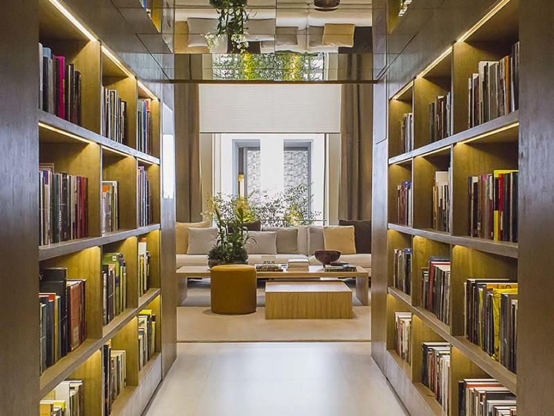 Bruno GAP - Casa Cor 2015 - Biblioteca de Estar - 1